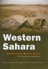 Western Sahara: War, Nationalism and Conflict Irresolution (Hardback or Cased Bo