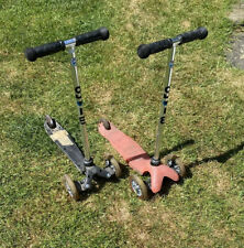 2 x Mini Micro scooters - spares or repair