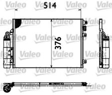 1 Kondensator, Klimaanlage VALEO 817428 passend für RENAULT