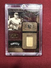BABE RUTH 2004 DONRUSS CLASSICS GAME USED BAT #06/15