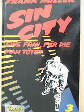 Comic - Frank Miller - Sin City 3 - Carlsen - Hardcover - limitiert - numeriert