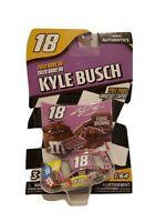 2017 Wave 3 Kyle Busch M/&M/'s 2016 Year in Review 1//64 NASCAR Authentics Hauler
