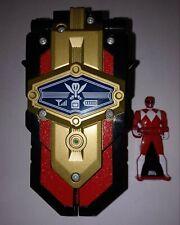 Bandai Power Rangers Super Megaforce Morpher Key Toy Flip Phone TESTED WORKING