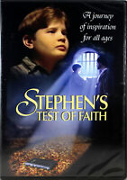 Stephen's Test Of Faith NEW DVD Family Friendly Drama Inspirational Movie