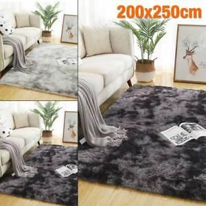 Luxury Carpet Hairy Fluffy Rugs Bedroom Rectangular Soft Floor Runner Mat2*2.5M