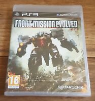 FRONT MISSION EVOLVED Jeu Sur PS3 Playstation 3 Neuf Sous Blister VF