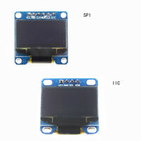 "0.96"" I2C IIC SPI Serial 128X64 OLED LCD LED Display Module ASS"
