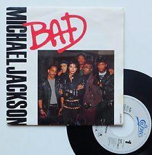"SP Michael Jackson  ""Bad"""