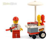 LEGO® City Hot Dog Stand Würstchenverkäufer aus 60097