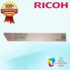 Ricoh MP C3502s Toner Cartridge Magenta Genuine 841665