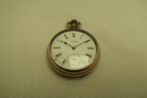 Waltham Gold Filled Pocket Watch (Non-Running)