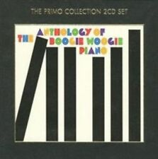 Anthology of Boogie Woogie [Primo] by Various Artists (CD, Apr-2007, 2 Discs, Primo Records)