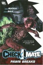 Checkmate Vol. 2: Pawn Breaks (DC Comics)