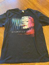 Madonna Mdna Tour Camisa la Talla XL