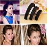 Women Girl Fashion Hair Style Clip Stick Bun Maker Braid Tool Hair Headdress