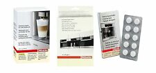 Miele Coffee Machine Cleaning Bundle: Descaling Tablets (6) PLU... Free Shipping