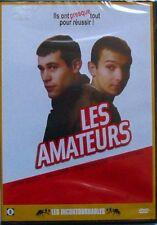 DVD LES AMATEURS - Lorant DEUTSCH / Jalil LESPERT / François BERLEAND - NEUF