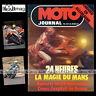 MOTO JOURNAL N°410 ENDURO HERBERT SCHEK PHILIPPE RAMADE 24 HEURES DU MANS 1979