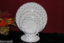 kate spade Larabee Road Platinum 5 pc Place Setting New USA Free Shipping