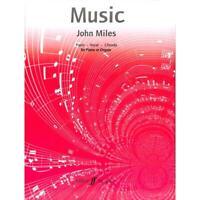 Music (was my first love) - John Miles - Einzelausgabe Klavier, Gesang, Akkorde