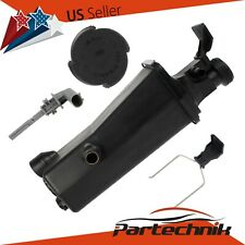 Engine Coolant Recovery Expansion Tank Reservoir w/ Sensor Cap 17117573781 E46