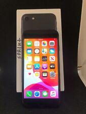 Apple iPhone 7 - 32GB - Black Sprint Metro A1660