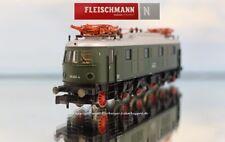 N - Fleischmann 731904 E-Lok BR 119 grün ( ex E19 ) DB Ep:IV DSS Neu OVP