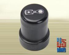 Solenoid Valve Cover Cap for Honda B Series, D Series, And H Series Vtec Black