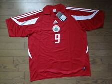 Latvia #9 Verpakovskis 100% Original Soccer Football Jersey Shirt XL 2004 BNWT