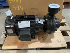 DAYTON 12A077 Cast Iron 7-1/2 HP Centrifugal Pump 208-230/460V