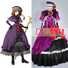Cosonsen Umineko no Naku Koro ni EVA Beatrice Lolita Dress Cosplay Costume