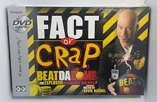 "Fact or Crap DVD Game ""Beat da Bomb"" Hot Seat Cushion Version, Brand New, Sealed"