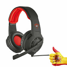 Cascos auriculares con microfono para playstation4 ps4 pc Ordenador Gaming Trust