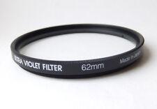 Jessops 62mm UV filter