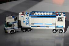 CAMION POLICIA LEGO