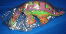"Plush Dinosaur Sealed 10"" Multi Color"
