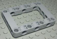Lego Technic Lochbalken 5x7 new Grau                                      (1790)