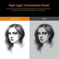 XCSOURCE A4 LED Artist Slim Drawing Board Tracing Light Box Pad Adjustable XC702