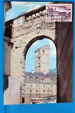 TOUR DE PHILIPPE LE BON DIJON   FRANCE CPA Carte Postale Maximum  Yt 1757 C BIS