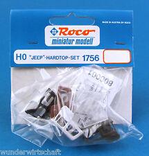 Roco H0 1756 JEEP-SET 4x Hardtop für Geländewagen 1:87 HO OVP