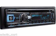 ALPINE CDE-163BT CD/MP3/USB/IPOD/IPHONE/ BLUETOOH RECEIVER