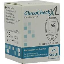Gluco Check XL GLICEMIA STRISCE TEST 25 ST