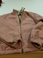 Outback Trading Co Summit Thick Fleece Jacket Coat Women's size Sm