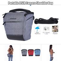 Portable DSLR Camera Shoulder Backpack Bag Case for Canon Nikon Sony Olympus