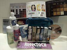 Refectocil Eyebrow Tint Starter Kit Eyelash & Eyebrow tint New