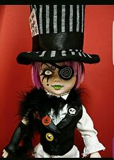 Living Dead Doll Alice In Wonderland Variant Sybil As The Mad Hatter New