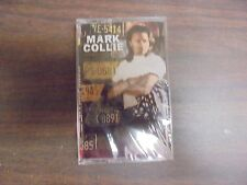 """NEW SEALED """"Mark Collie"""" Tennessee Plates   Cassette Tape (G)"""