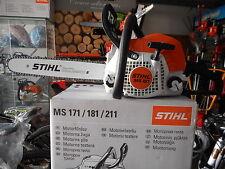 MOTOSEGA STIHL MS 181 MOTORE MIX-2 LAMA DA 35CM