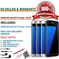 Samsung Galaxy S7 edge SM-G935F - 32GB/ 64GB - Unlocked SIM Free Smartphone
