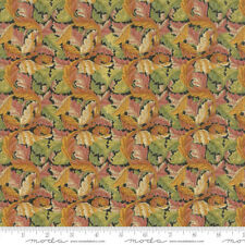 MODA Fabric ~ WILLIAM MORRIS 2017 ~ by V & A (7304 15) Ebony - by 1/2 yd